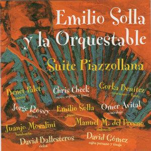 Emilio Solla Y La Orquestable 歌手頭像