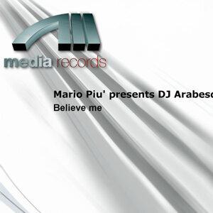Mario Più' presents DJ Arabesque 歌手頭像