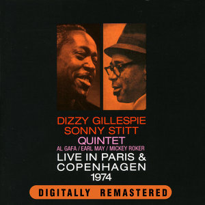 Dizzy Gillespie, Sonny Stitt, Al Gafa, Earl May, Mickey Roker 歌手頭像