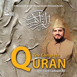 Qari Syed Sadaqat Ali 歌手頭像