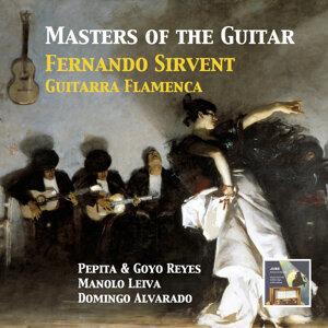 Fernando Sirvent 歌手頭像