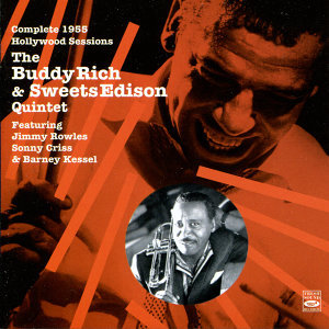 The Buddy Rich & Sweets Edison Quintet 歌手頭像