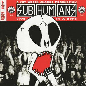 Subhumans 歌手頭像