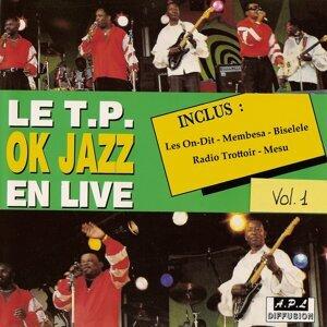 Le TP OK Jazz 歌手頭像