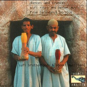 Sufi Brotherhoods & Street musicians, Tarodannt, Morocco 歌手頭像