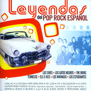Voces Legendarias del Pop Rock Español 歌手頭像