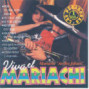 Mariachi Arriba Jalisco