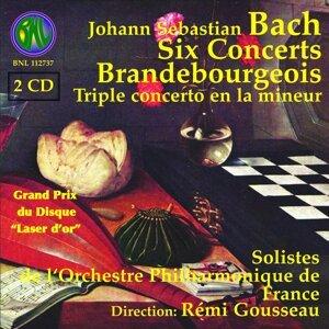 Solistes de l\\'Orchestre Philharmonique de France, Rémi Gousseau 歌手頭像