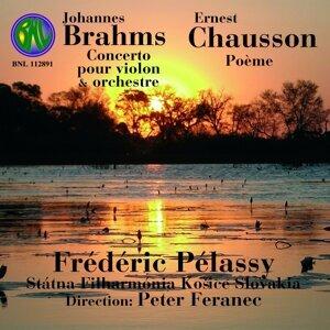 Peter Feranec, Státna Filharmónia Kosice Slovakia, Frédéric Pélassy 歌手頭像