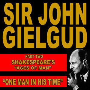 Sir John Gielgud 歌手頭像