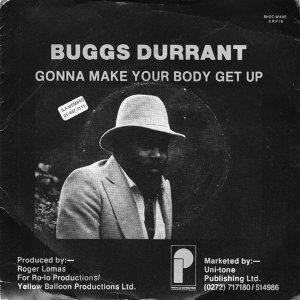 Buggs Durrant 歌手頭像