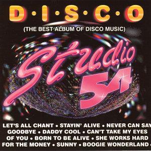 Studio 54 Masters 歌手頭像