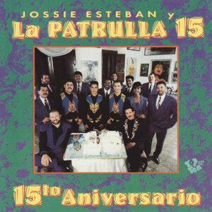 Jossie Esteban & La Patrulla 15 歌手頭像