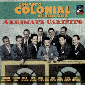Conjunto Colonial de Nelo Sosa 歌手頭像