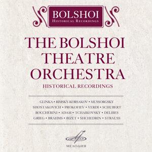 Bolshoi Theatre Orchestra 歌手頭像