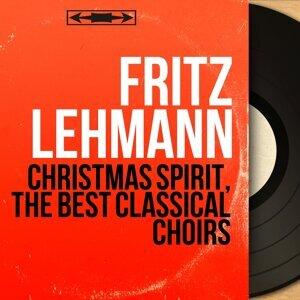 Fritz Lehmann 歌手頭像
