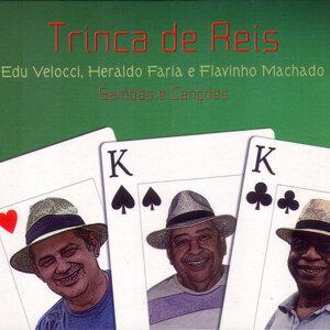 Edu Velocci, Heraldo Faria and Flavinho Machado 歌手頭像