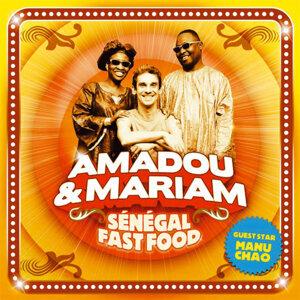 Amadou & Mariam 歌手頭像