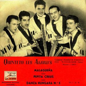 Quinteto Les Akord's 歌手頭像