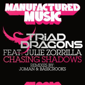 Triad Dragons featuring Julie Zorrilla 歌手頭像