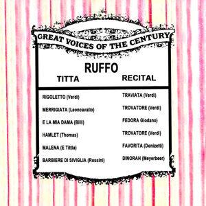 Titta Ruffo 歌手頭像