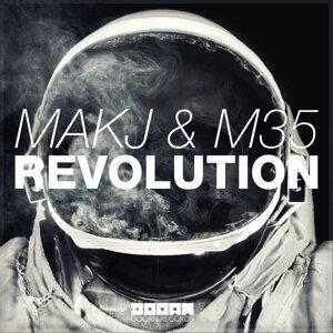 MAKJ & M35 歌手頭像