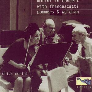 Erica Morini, Zino Francescatti, Leon Pommers, Frederic Waldman, Musica Aeterna 歌手頭像