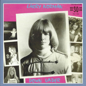Larry Norman 歌手頭像