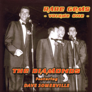 The Diamonds featuring Dave Somerville 歌手頭像