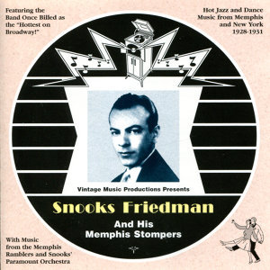 Snooks Friedman & His Memphis Stompers 歌手頭像