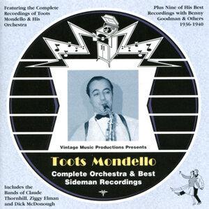 Toots Mondello 歌手頭像
