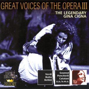 Gina Cigna 歌手頭像