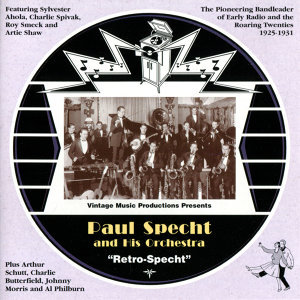 Paul Specht & His Orchestra 歌手頭像