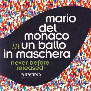 """Mario Del Monaco, Piero Biasini, Carla Castellani, Giulietta Simionato, Marisa Morel, Orchestra e Coro del """"Grand Théâtre de Genève"""", Nino Sanzogno 歌手頭像"""