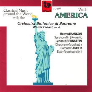 Orchestra Sinfonica di Sanremo & Walter Proost 歌手頭像