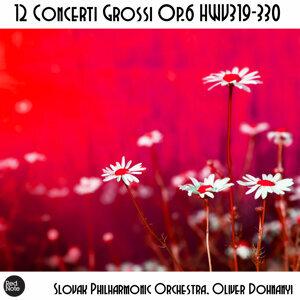Slovak Philharmonic Orchestra & Oliver von Dohnanyi 歌手頭像