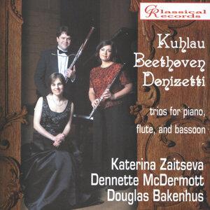Katerina Zaitseva, Dennette McDermott, Douglas Bakenhus 歌手頭像
