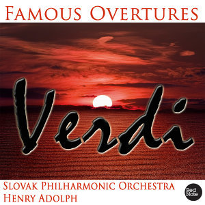 Slovak Philharmonic Orchestra & Henry Adolph 歌手頭像