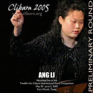 Ang Li 歌手頭像