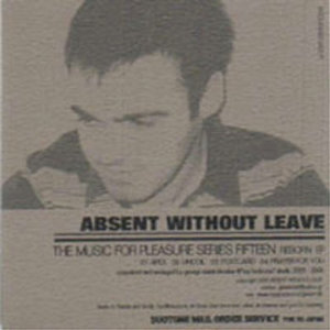 Absent Without Leave 歌手頭像