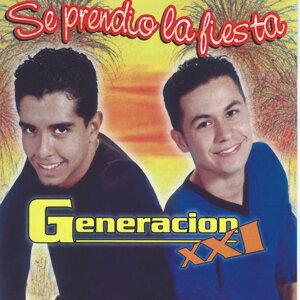 Generacion XXI 歌手頭像