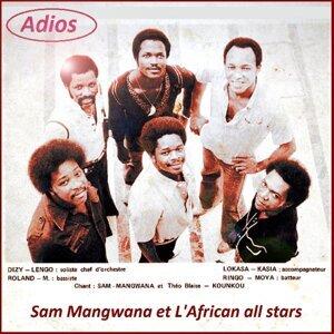 Sam Mangwana, African All Stars 歌手頭像