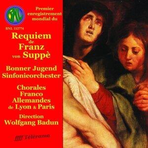 Jugendsinfonieorchester de Bonn, Wolfgang Badun, Chorale Franco-Allemande de Paris 歌手頭像