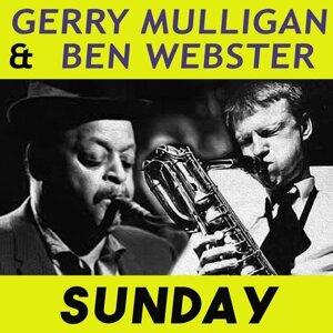 Gerry Mulligan, Ben Webster 歌手頭像