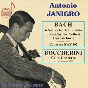 Antonio Janigro 歌手頭像