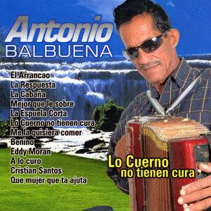 Antonio Balbuena 歌手頭像