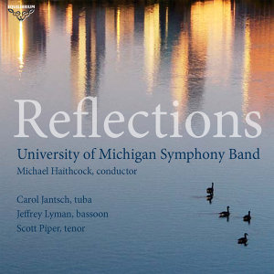 University of Michigan Symphony Band 歌手頭像