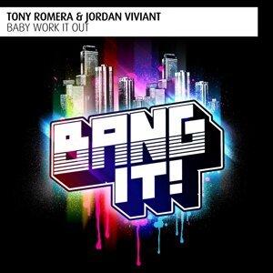 Tony Romera, Jordan Viviant 歌手頭像