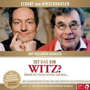 Eckart von Hirschhausen, Hellmuth Karasek 歌手頭像