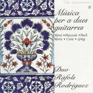 Duo Ràfols Rodriguez 歌手頭像
